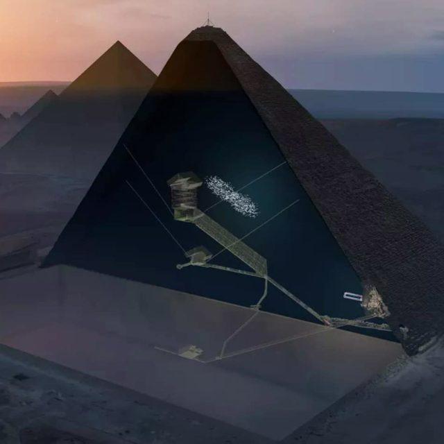 formation la grande pyramide